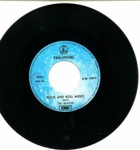 "The Beatles: Rock And Roll Music (7"") - Bild 3"