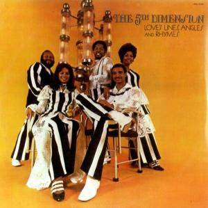 Cover - 5th Dimension, The: Love's Lines, Angles And Rhymes