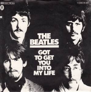 The Beatles: Got To Get You Into My Life - Cover