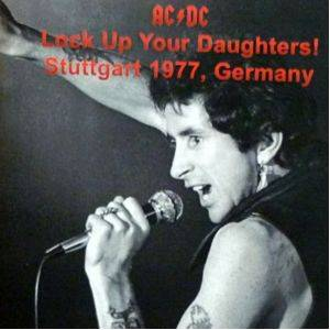 AC/DC: Lock Up Your Daughters! - Cover