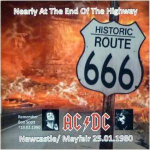 AC/DC: Nearly At The End Of The Highway - Cover