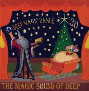Cover - Natascha Wright: Deep Magic Dance 30 - The Magic Sound Of Deep