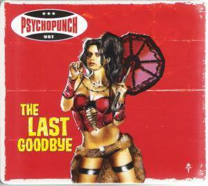 Psychopunch: Last Goodbye, The - Cover