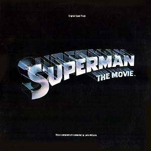 John Williams: Superman - The Movie - Cover