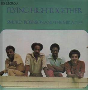 Cover - Smokey Robinson & The Miracles: Flying High Together