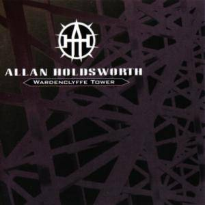 Allan Holdsworth: Wardenclyffe Tower - Cover
