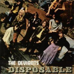 The Deviants: Disposable - Cover