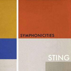 Sting: Symphonicities - Cover