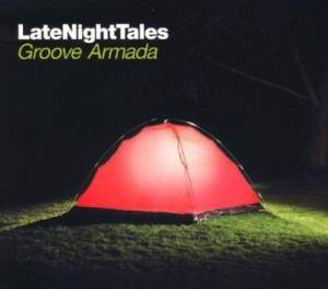 Late Night Tales: Groove Armada - Cover