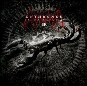 Cover - Enthroned: Tetra Karcist