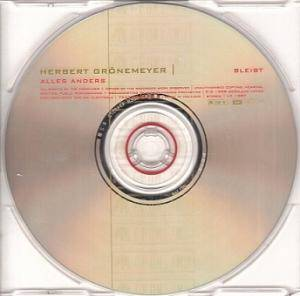 Herbert Grönemeyer: Bleibt Alles Anders (CD) - Bild 2