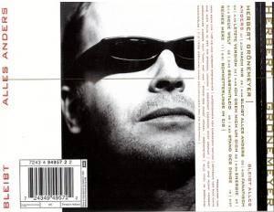 Herbert Grönemeyer: Bleibt Alles Anders (CD) - Bild 4