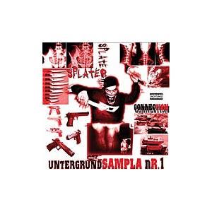 Untergrundsampla Nr. 1 | CD (2004) von Splater Connection