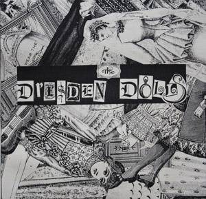 Cover - Dresden Dolls, The: Dresden Dolls, The