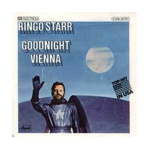 Ringo Starr: Goodnight Vienna - Cover