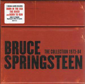 Bruce Springsteen: The Collection 1973-84 (8-CD) - Bild 1