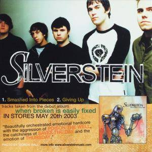 Cover - Spitalfield: Silverstein / Spitalfield / Waterdown