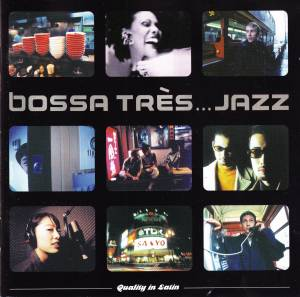Cover - Mighty Bop, The: Bossa Très Jazz