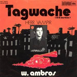 "Wolfgang Ambros: Tagwache (Lü Lü Marleen) (7"") - Bild 1"
