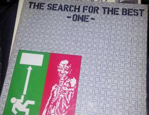 Search For The Best -One-, The - Cover