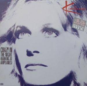 Kim Carnes: Crazy In The Night (Barking At Airplanes) - Cover