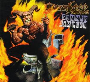 Ozzfest 2005 Summer Sampler - Cover