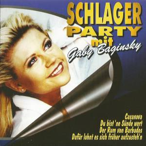 Cover - Gaby Baginsky: Schlagerparty Mit Gaby Baginsky