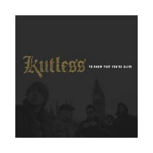 Cover - Kutless: To Know That You're Alive