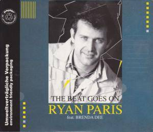 Cover - Ryan Paris: Beat Goes On, The