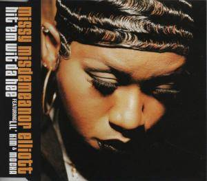 "Cover - Missy ""Misdemeanor"" Elliott: Hit 'Em Wit Da Hee"