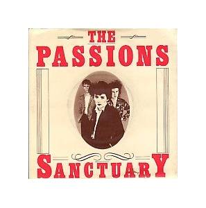 Cover - Passions, The: Sanctuary