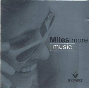 Renault - Miles More Music - Cover