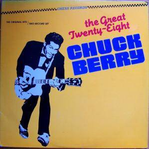 Chuck Berry: Great Twenty-Eight, The - Cover