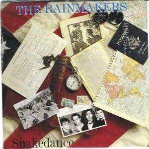 The Rainmakers: Snakedance - Cover