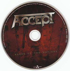 Accept: Blood Of The Nations (CD) - Bild 3