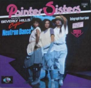 Pointer Sisters, The: Neutron Dance - Cover