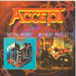 Accept russian roulette album