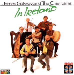 James Galway & The Chieftains: In Ireland - Cover