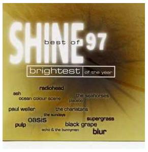 Shine 97 [Best Of / Brightest Of The Year] - Cover
