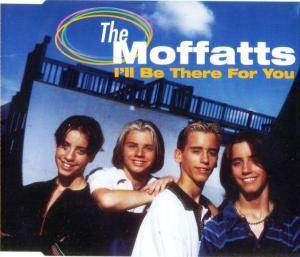 Cover - Moffatts, The: I'll Be There For You