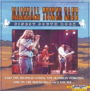 The Marshall Tucker Band: Finest South Rock - Cover