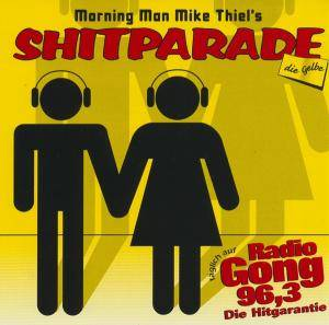 Morning Man Mike Thiel's Shitparade - Die Gelbe - Cover