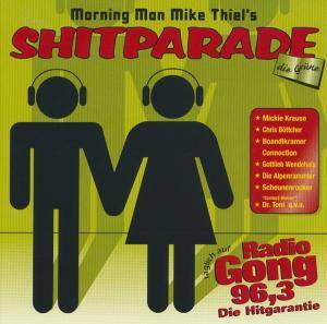 Cover - Asfalt Hütte: Morning Man Mike Thiel's Shitparade - Die Grüne