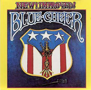 Cover - Blue Cheer: New! Improved!