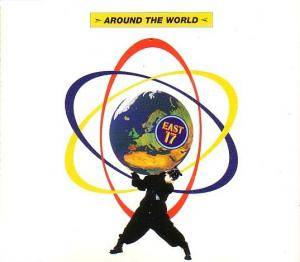 East 17: Around The World - Cover