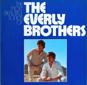 The Everly Brothers: Most Beautiful Songs Of The Everly Brothers, The - Cover