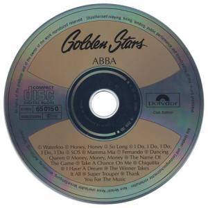 ABBA: Golden Stars (International) (CD) - Bild 4