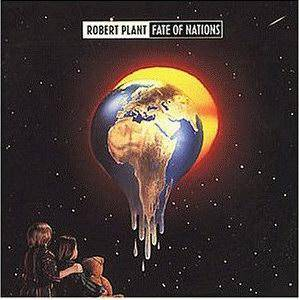 Cover - Robert Plant: Fate Of Nations