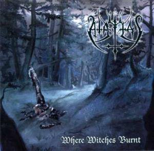 Atritas: Where Witches Burnt - Cover