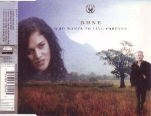 Dune: Who Wants To Live Forever (Single-CD) - Bild 2